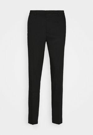 TRANSWORLD - Pantalon classique - black