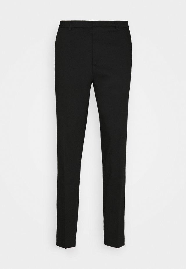 TRANSWORLD - Kalhoty - black