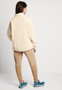 The North Face - POLAR - Fleece jumper - bleached sand - 2