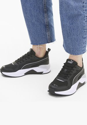X-Ray Patent - Sports shoes - black-silver