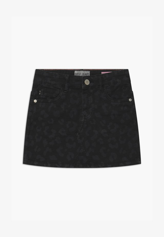 CLASAY  - A-line skirt - black