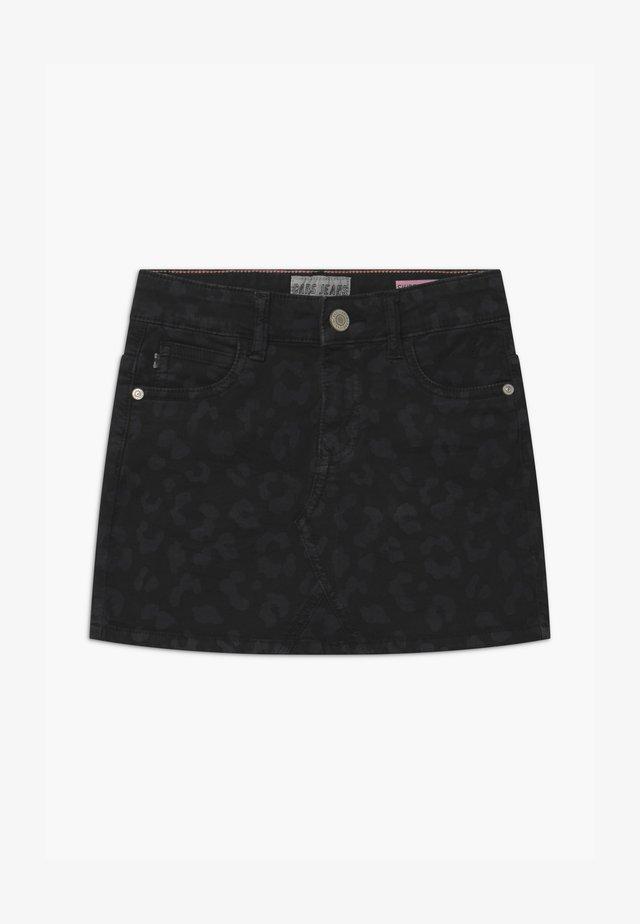 CLASAY  - Áčková sukně - black