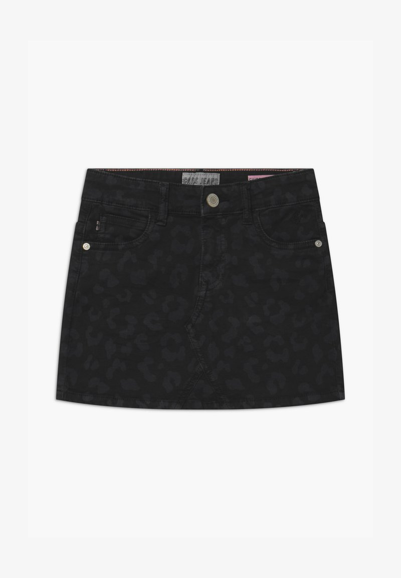 Cars Jeans - CLASAY  - A-line skirt - black