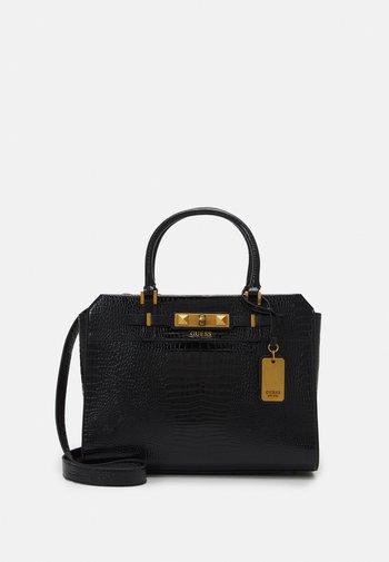 RAFFIE CARRYALL - Handbag - black