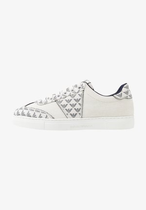 Sneakers basse - ghiacco/antracite/silver
