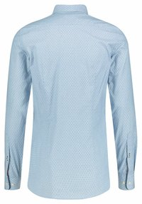 Tommy Hilfiger - SLIM DOTTED SQUARE PRINT - Shirt - blau - 2