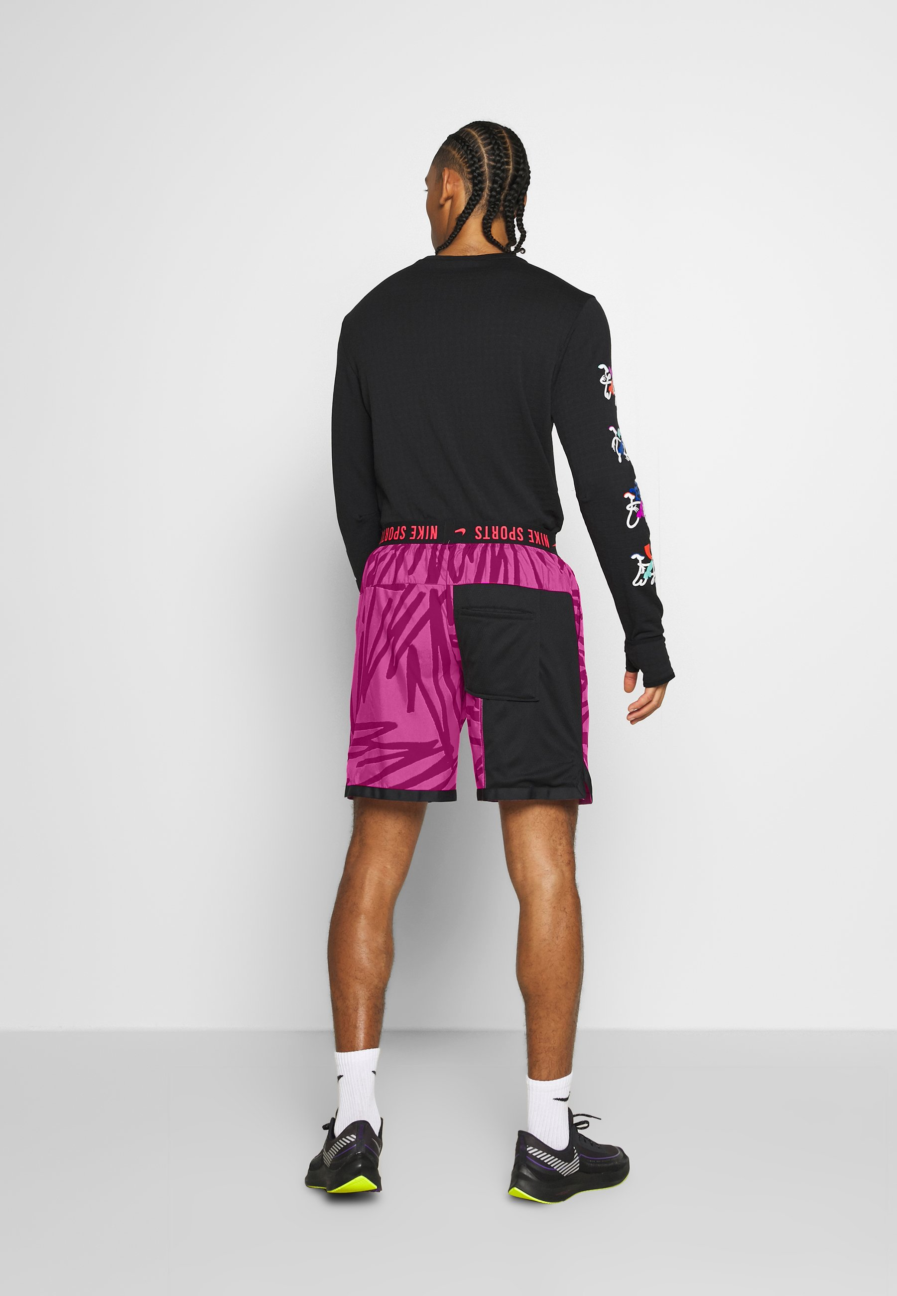 Nike Performance SHORT  - Short de sport - fire pink/noble red