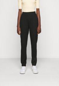 ONLY Tall - ONLNELLA PANTS - Joggebukse - black - 0