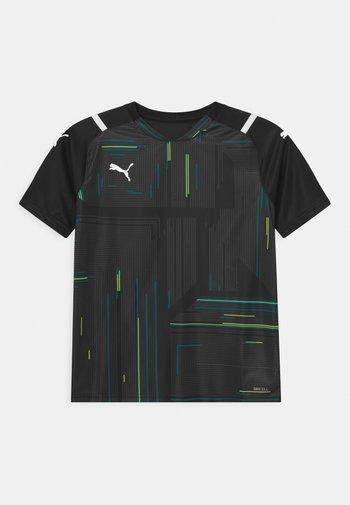 TEAM ULTIMATE - Print T-shirt - black