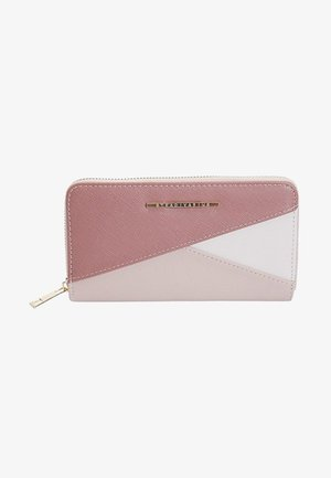MIT PATCHWORK - Wallet - rose