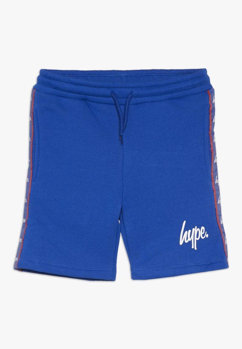 Hype - TAPED - Teplákové kalhoty - blue
