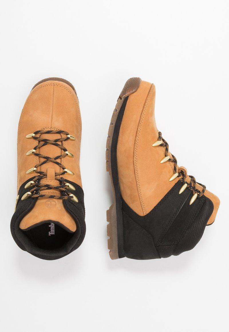 Timberland - EURO SPRINT - Šněrovací kotníkové boty - wheat