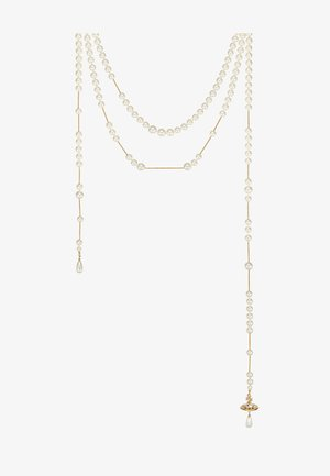BROKEN NECKLACE - Ketting - yellow gold-coloured