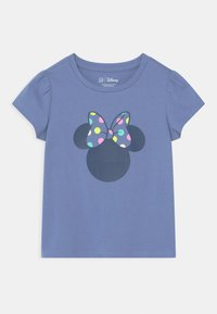 GAP - TODDLER GIRL  - Print T-shirt - bright hyacinth - 0