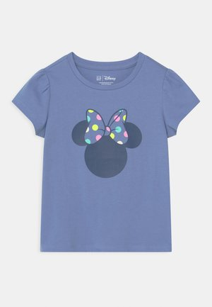 TODDLER GIRL  - T-shirt z nadrukiem - bright hyacinth