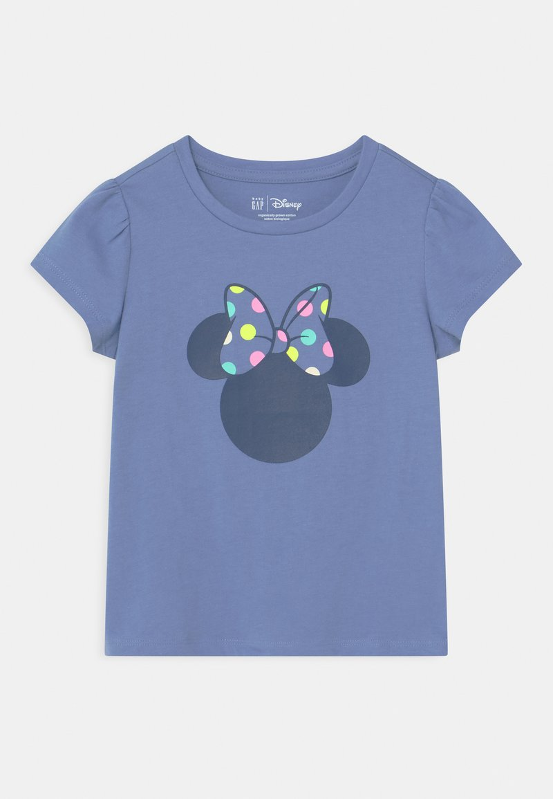 GAP - TODDLER GIRL  - Print T-shirt - bright hyacinth