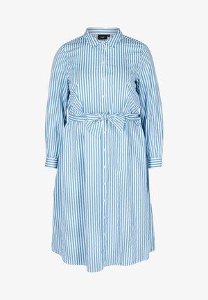 Shirt dress - regatta