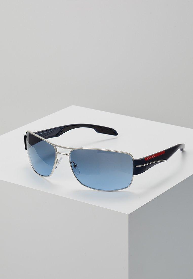 Prada Linea Rossa - Sunglasses - silver