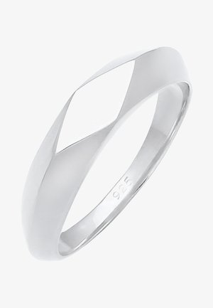 RAUTE  - Ring - silver-coloured