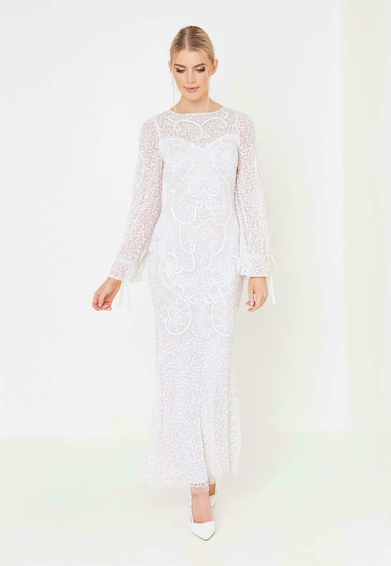 BEAUUT - Vestido de fiesta - white