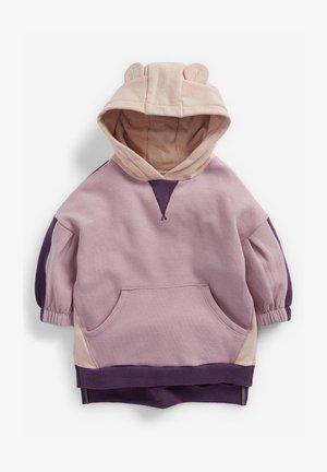 COLOURBLOCK - Hoodie - purple