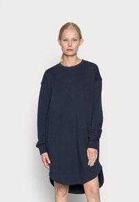 edc by Esprit - DRESS - Denní šaty - navy - 0