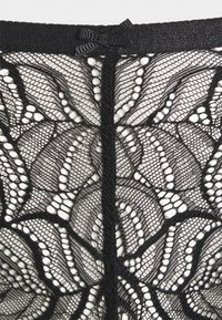 Cotton On Body - SUMMER BRIEF 3 PACK - Thong - black/cream - 2