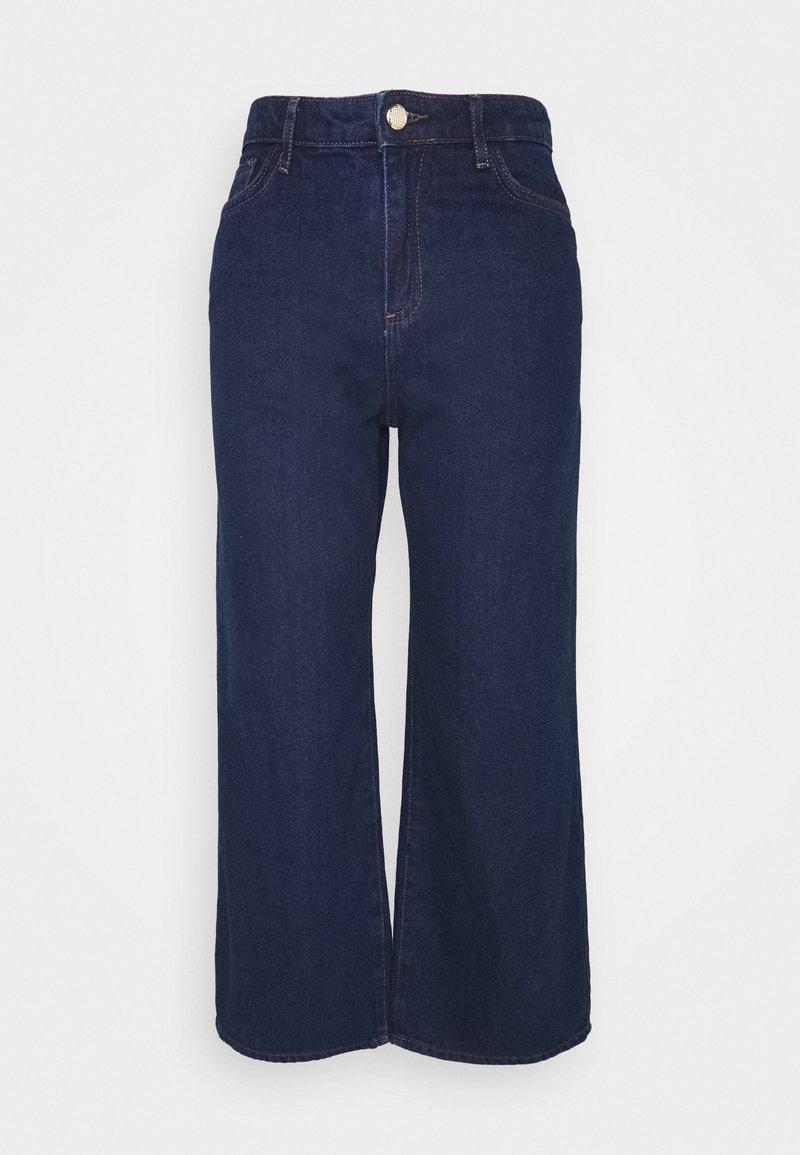 ONLY - ONLSONNY  WIDE LIFE - Široké džíny - medium blue denim
