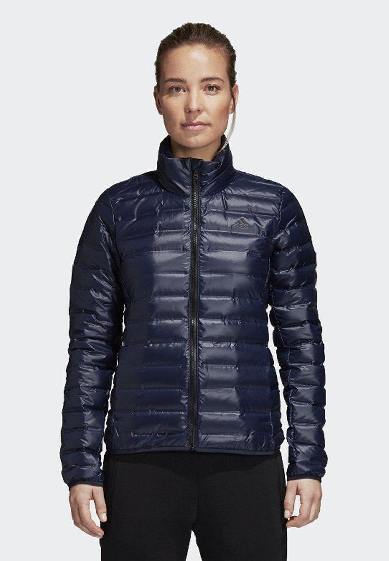 adidas Performance - VARILITE OUTDOOR DOWN - Winter jacket - dark blue