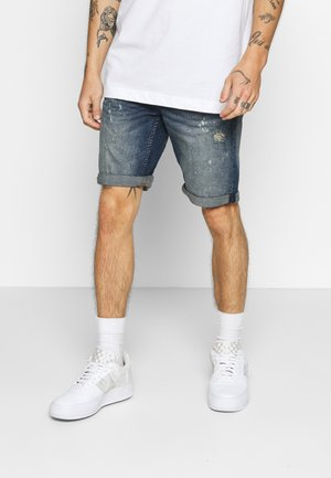 ONSPLY LIFE REG - Shorts vaqueros - blue denim