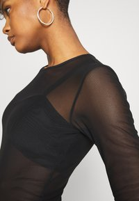 Monki - JOSSAN - Long sleeved top - black dark - 6