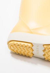Kavat - SKUR WP - Wellies - light yellow - 2