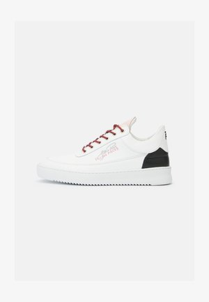 LOW EVA MIX - Trainers - white/pink