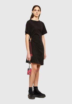 AISY - Shift dress - black