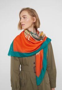 WEEKEND MaxMara - ALSAZIA - Foulard - orange - 0