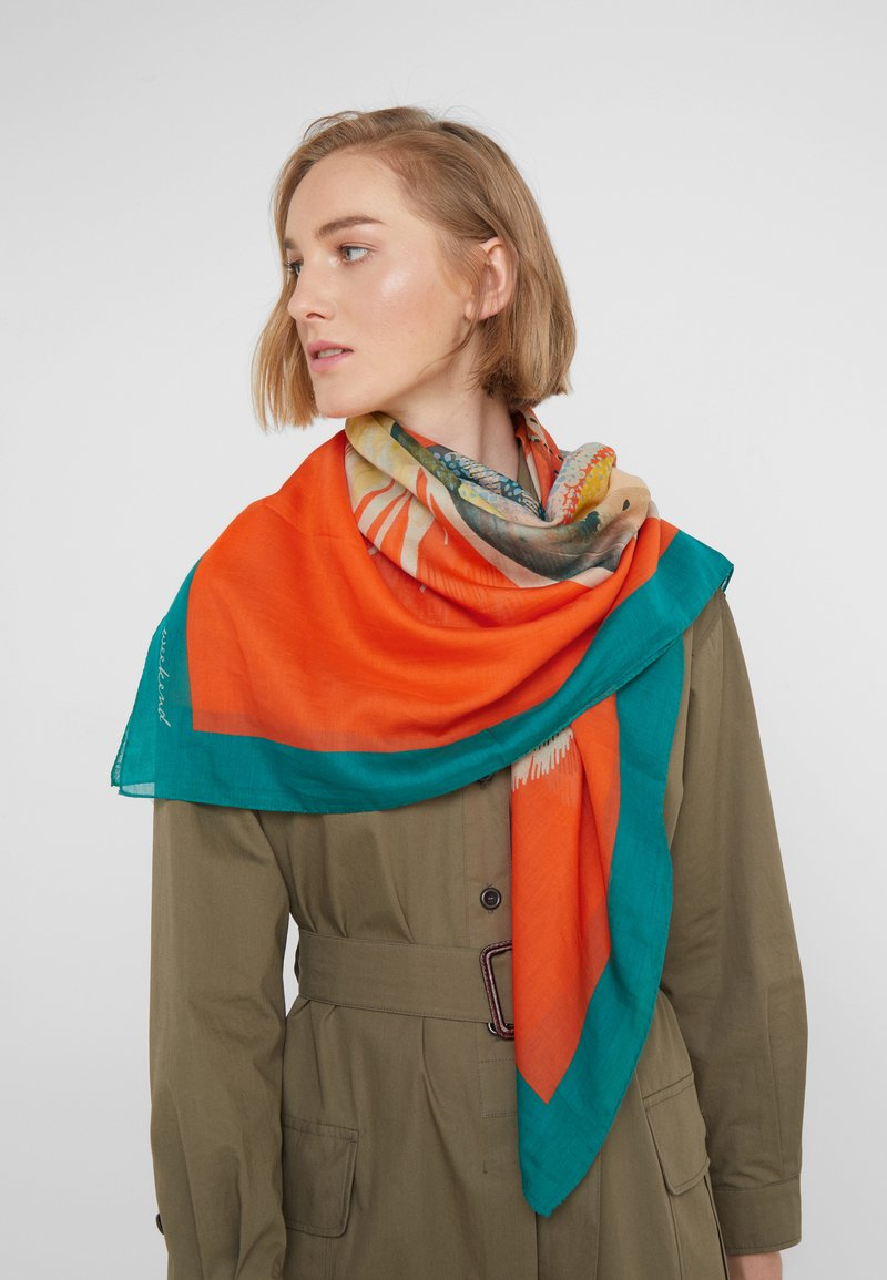 WEEKEND MaxMara - ALSAZIA - Foulard - orange
