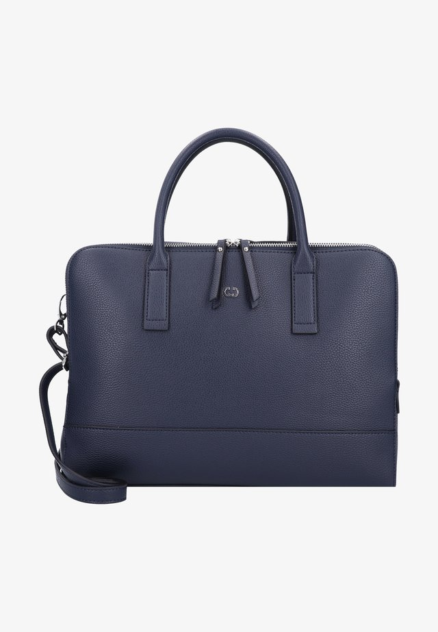 FEEL GOOD  - Briefcase - darkblue