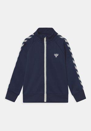 KICK ZIP UNISEX - Training jacket - black iris