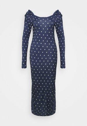 MEEGWIN - Jersey dress - dark blue