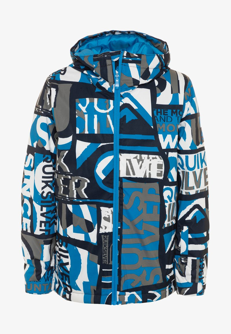 Quiksilver - MISSION - Snowboardová bunda - brilliant blue