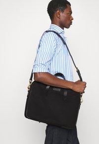 Polo Ralph Lauren - COMMUTER UNISEX - Laptop bag - black - 0