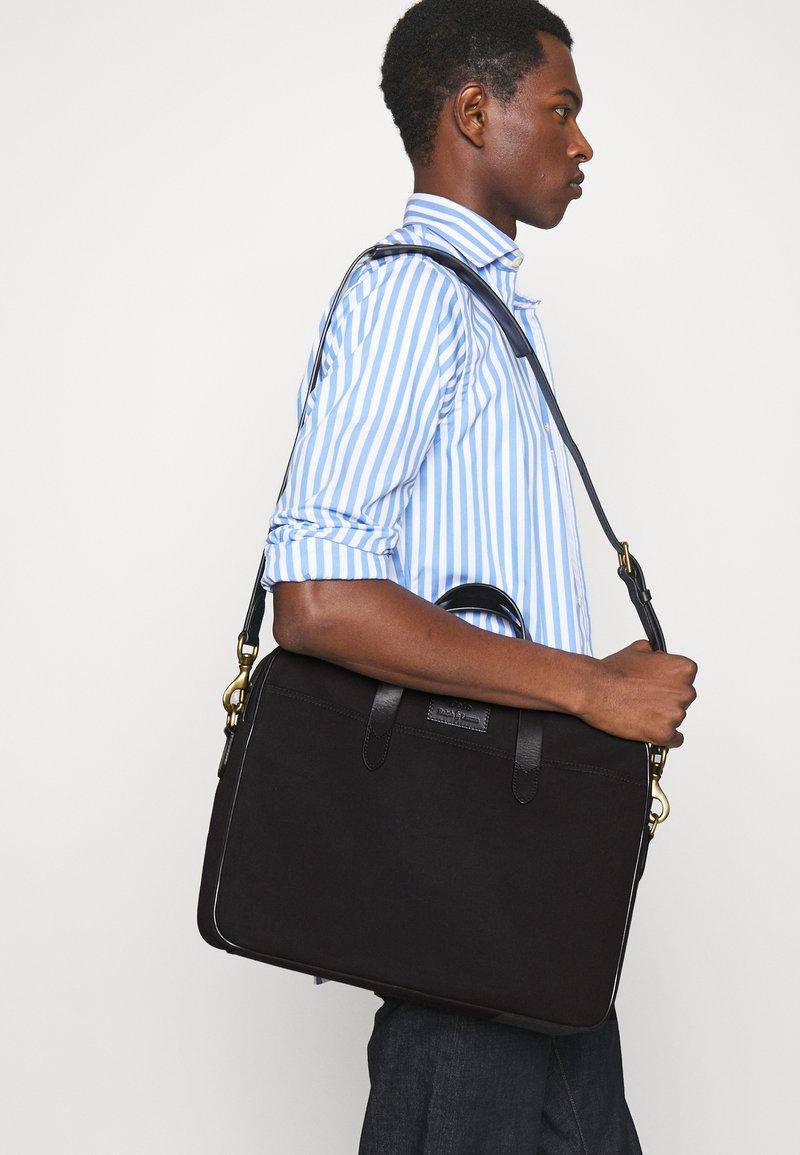 Polo Ralph Lauren - COMMUTER UNISEX - Laptop bag - black