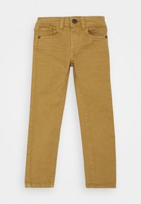 Name it - NMMTHEO TWIATOP PANT - Trousers - medal bronze - 0