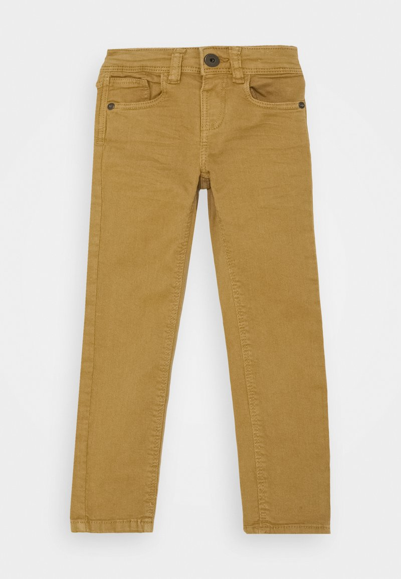 Name it - NMMTHEO TWIATOP PANT - Trousers - medal bronze