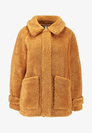 BOURNE BORG - Winter jacket - camel