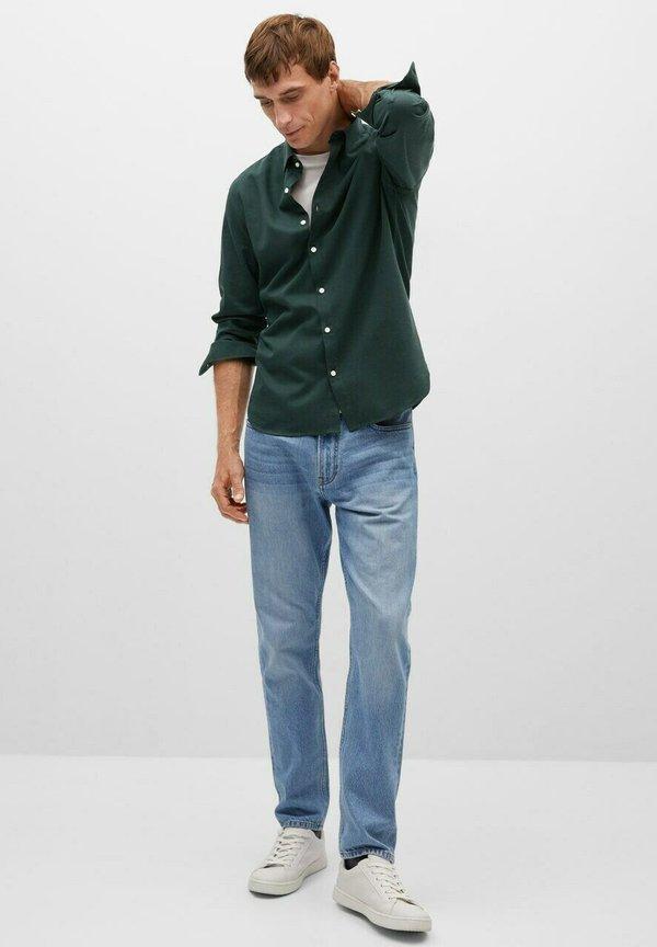 Mango ARTHUR - Koszula - khaki Odzież Męska TWWC