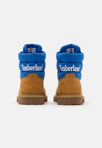 Timberland - PREMIUM UNISEX - Lace-up ankle boots - wheat/blue - 2