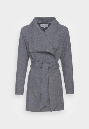 VIMOCCA BELT COAT - Short coat - grey