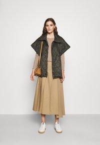 WEEKEND MaxMara - CANDORE - Light jacket - khaki green - 1