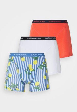 LEMONSTRIPE SAMMY 3 PACK - Underkläder - ultramarine
